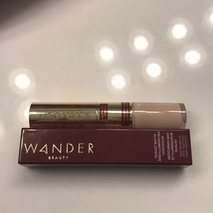 Wander Dual Matte and Illuminating Concealer NEW